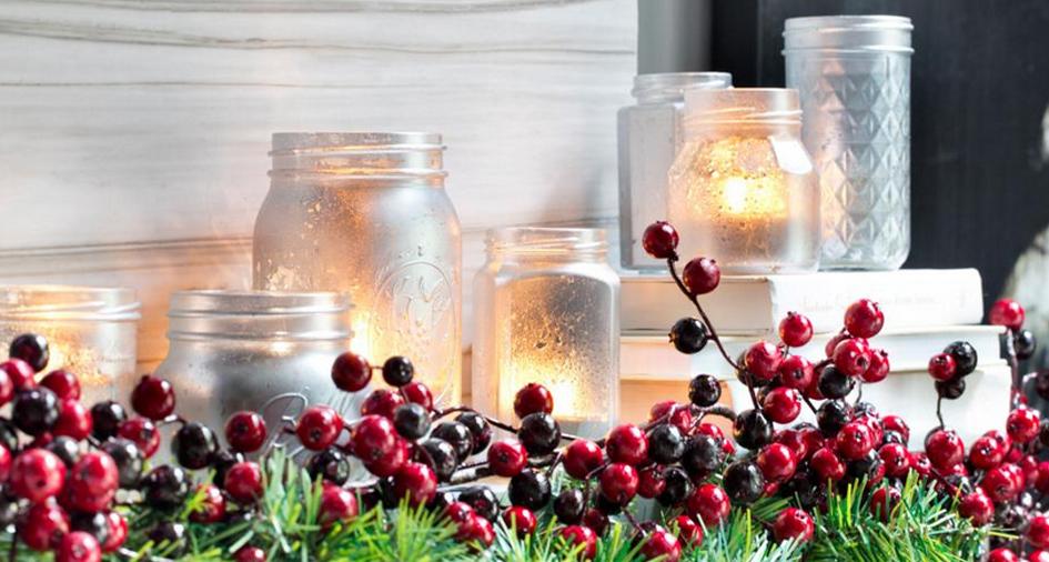 Decorazioni natalizie idee alternative per addobbare casa for Decorazioni per casa
