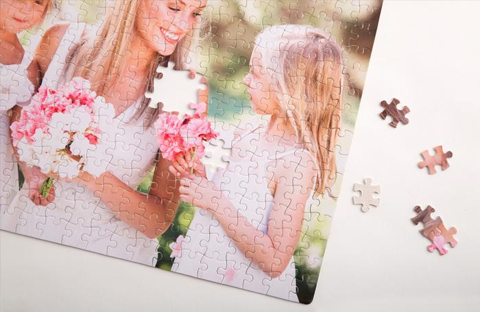 idee regalo compleanno puzzle personalizzato