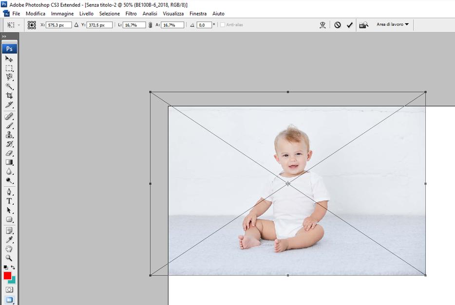 Unire Due Foto In Una.Come Unire Due Foto Con Photoshop