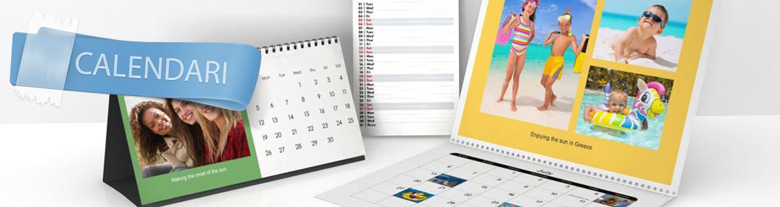 Calendario Fotografico Personalizzato.Fotocalendari