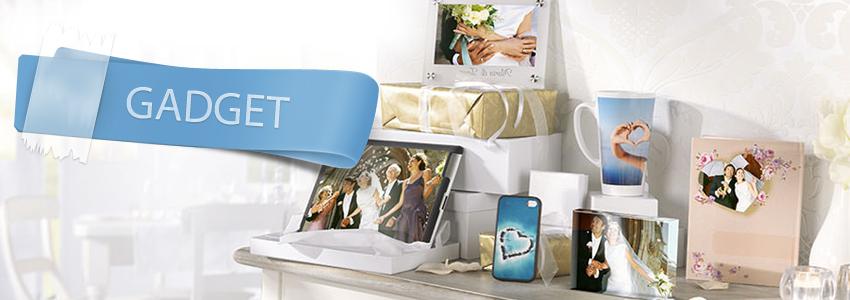 2eb3babbce Centinaia di gadget sono a tua disposizione per essere personalizzati con  le tue fotografie! I fotogadget sono perfetti per creare regali per i tuoi  amici, ...