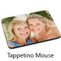 Tappetino mouse con foto