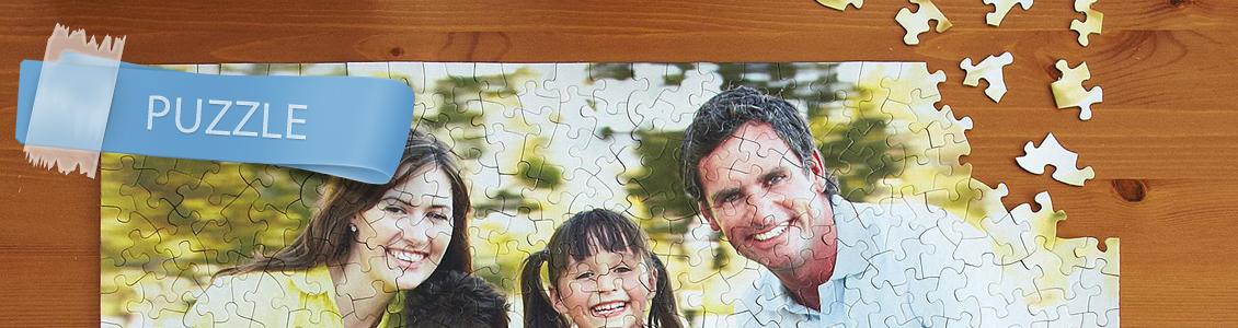 Foto Puzzle Personalizzati